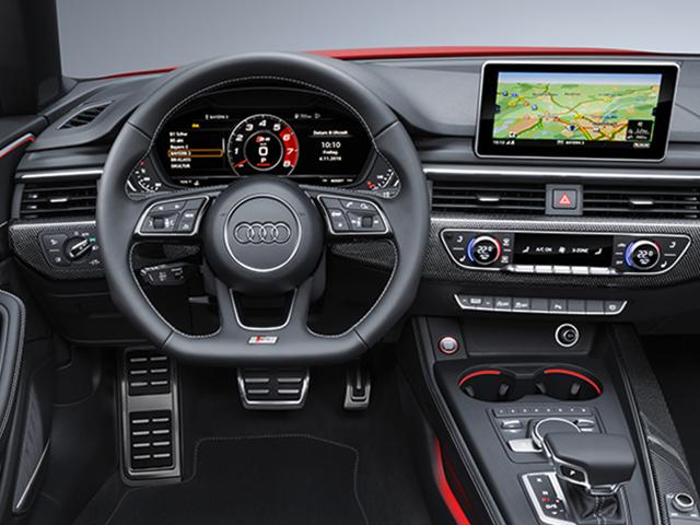 アウディ S5カブリオレ 新型・現行モデル