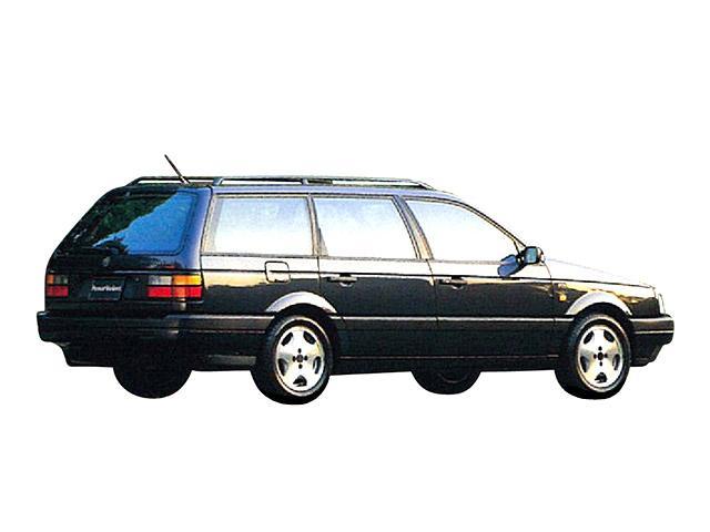 フォルクスワーゲン パサートヴァリアント 1990年11月〜モデル