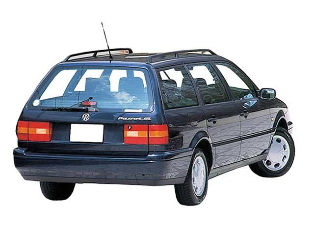 フォルクスワーゲン パサートヴァリアント 1998年1月〜モデル