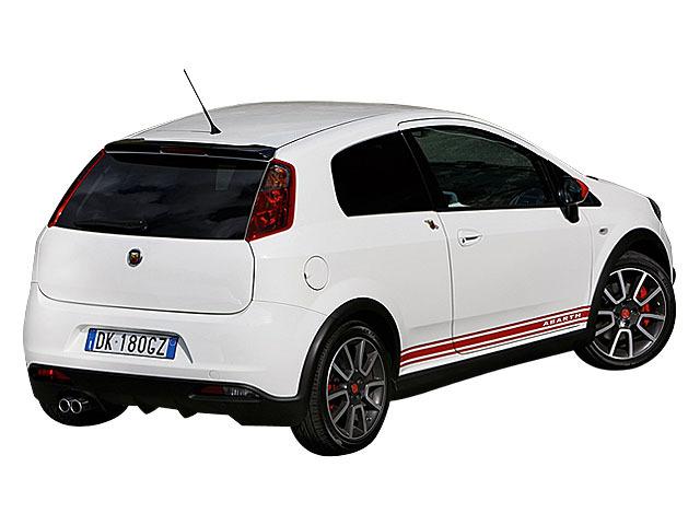 アバルト グランデプント 新型・現行モデル