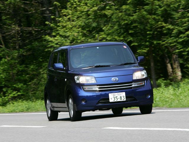 ダイハツ クー 2006年5月〜モデル