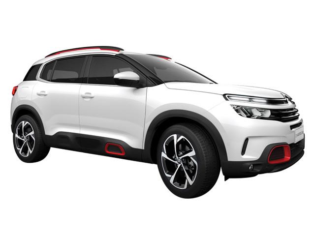 シトロエン C5エアクロスSUV 新型・現行モデル
