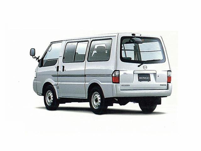 マツダ ボンゴバン 2008年10月〜モデル