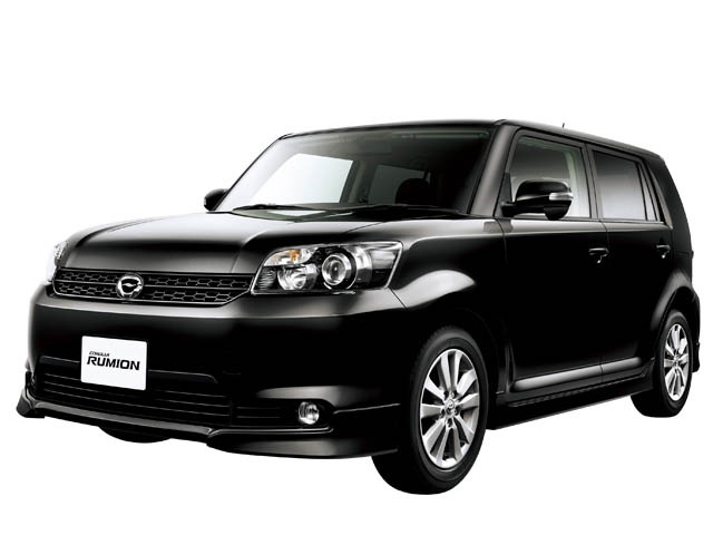トヨタ カローラルミオン 新型・現行モデル