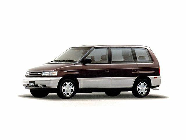 マツダ MPV 1993年8月〜モデル