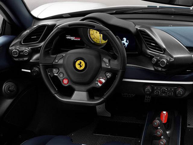 フェラーリ 488ピスタスパイダー 新型・現行モデル