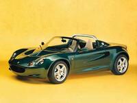 ロータス エリーゼ 1996年1月〜モデルのカタログ画像