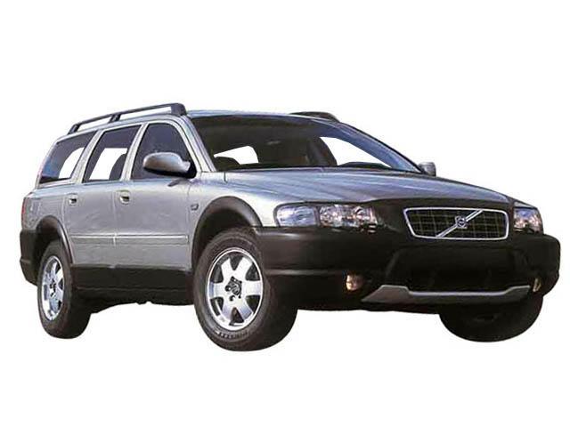 ボルボ V70XC 新型・現行モデル