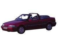ローバー 200シリーズカブリオレ 1993年1月〜モデルのカタログ画像