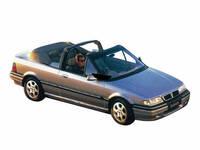 ローバー 200シリーズカブリオレ 1996年6月〜モデルのカタログ画像
