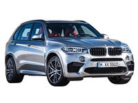 BMW X5 M 2016年10月〜モデルのカタログ画像