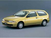 日産 パルサーセリエ 1996年8月〜モデルのカタログ画像