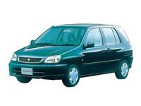 トヨタ ラウム 1999年8月〜モデルのカタログ画像