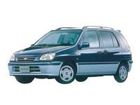 トヨタ ラウム 1998年8月〜モデルのカタログ画像