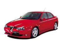 アルファ ロメオ アルファ156 2003年9月〜モデルのカタログ画像