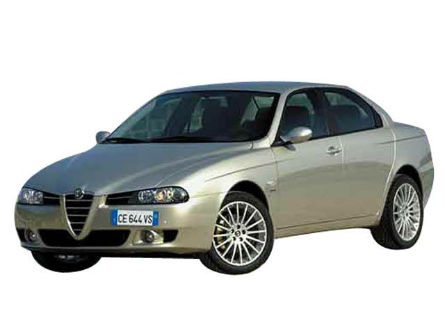 アルファ ロメオ アルファ156 2003年9月〜モデル