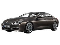 BMW 6シリーズグランクーペ 2014年4月〜モデルのカタログ画像