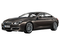 BMW 6シリーズグランクーペ 2013年8月〜モデルのカタログ画像