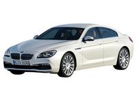 BMW 6シリーズグランクーペ 2015年7月〜モデルのカタログ画像