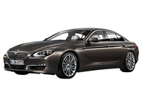 BMW 6シリーズグランクーペ 2012年6月〜モデルのカタログ画像