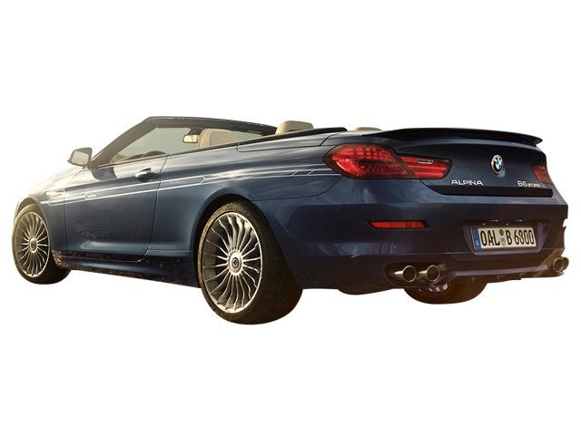 BMWアルピナ B6カブリオ 新型・現行モデル