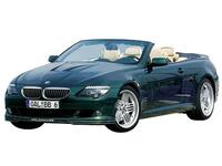 BMWアルピナ B6カブリオ 2007年10月〜モデルのカタログ画像