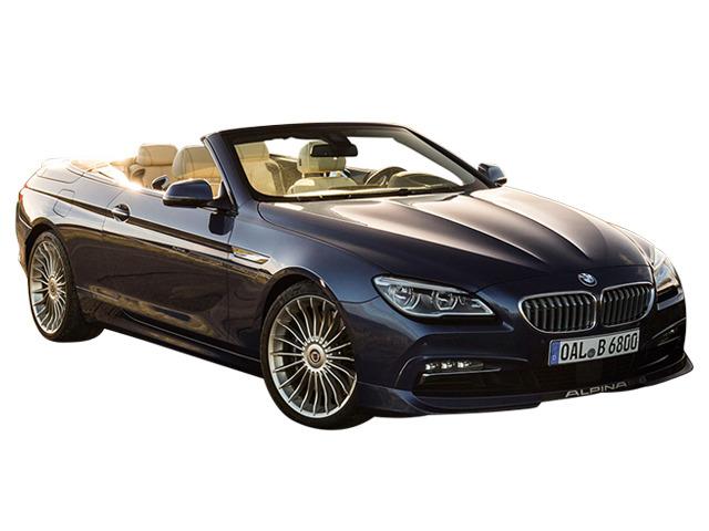 BMWアルピナ B6カブリオ 新型モデル