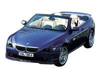 BMWアルピナ B6カブリオ 2006年9月〜モデルのカタログ画像