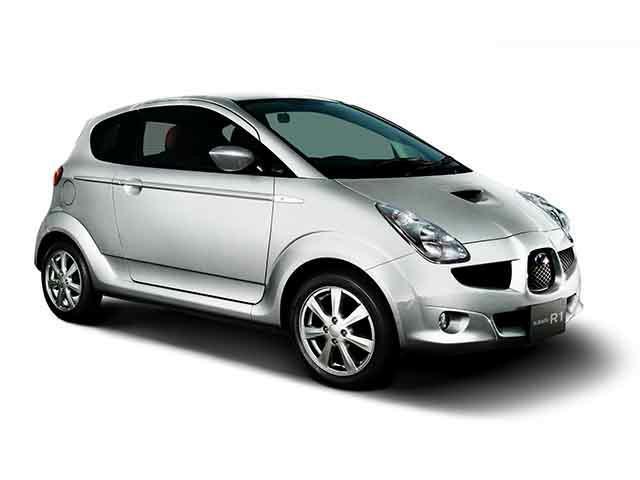 スバル R1 新型・現行モデル