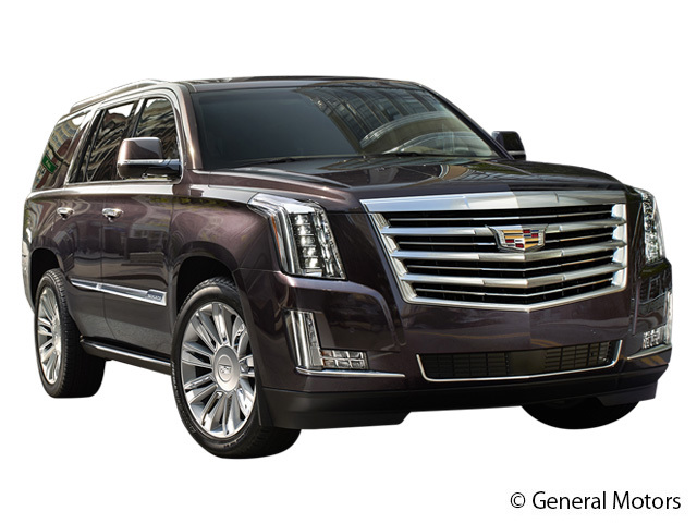 キャデラック エスカレード 新型・現行モデル