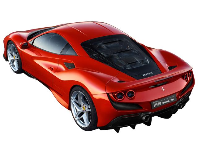フェラーリ F8トリブート 新型・現行モデル