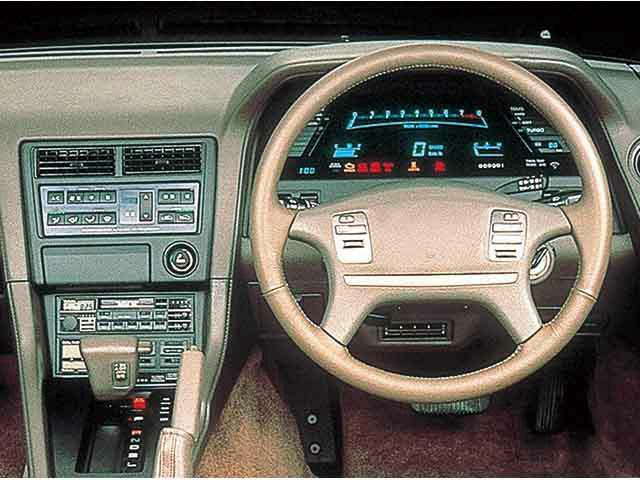 トヨタ ソアラ 1988年1月〜モデル