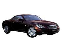 トヨタ ソアラ 2001年4月〜モデルのカタログ画像