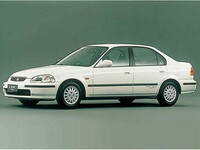 ホンダ シビックフェリオ 1997年8月〜モデルのカタログ画像