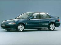 ホンダ シビックフェリオ 1991年9月〜モデルのカタログ画像