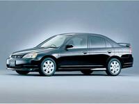 ホンダ シビックフェリオ 2001年10月〜モデルのカタログ画像