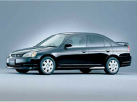 ホンダ シビックフェリオ 2002年10月〜モデルのカタログ画像