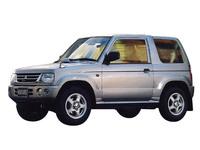 三菱 パジェロミニ 2003年9月〜モデルのカタログ画像