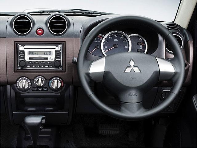 三菱 パジェロミニ 2010年8月〜モデル