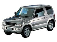 三菱 パジェロミニ 2001年10月〜モデルのカタログ画像