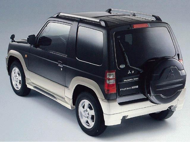 三菱 パジェロミニ 新型・現行モデル