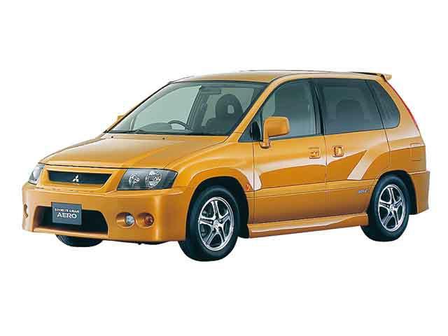 三菱 RVR 2000年11月〜モデル