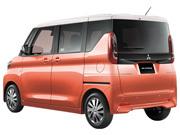 三菱 eKスペース 新型・現行モデル