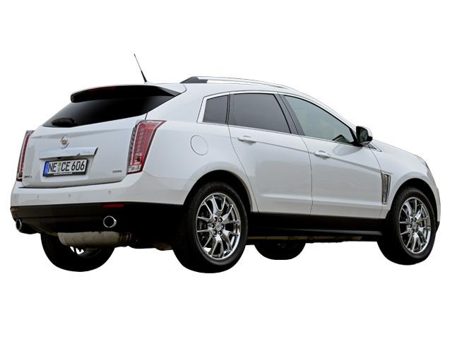 キャデラック SRXクロスオーバー 新型・現行モデル