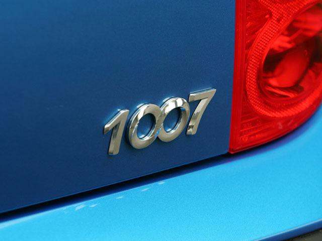 プジョー 1007 新型・現行モデル
