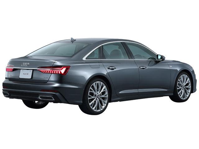 アウディ A6 2019年3月〜モデル