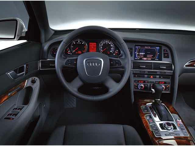 アウディ A6 2007年1月〜モデル