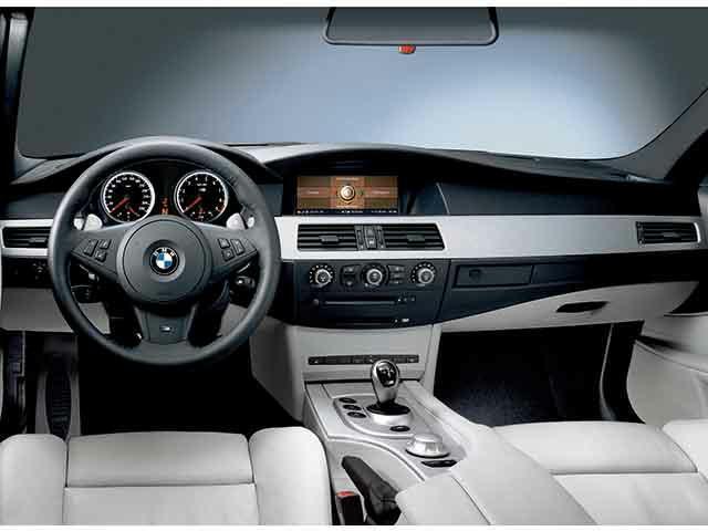 BMW M5 2008年1月〜モデル