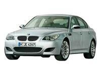 BMW M5 2006年9月〜モデルのカタログ画像