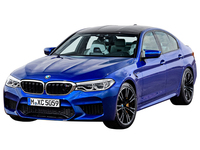 BMW M5 2019年10月〜モデルのカタログ画像